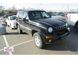 2002 Black Jeep Liberty Limited 4x4 #60444844