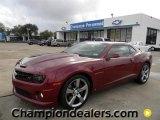 2010 Red Jewel Tintcoat Chevrolet Camaro SS Coupe #60444815