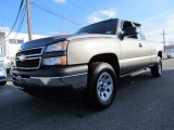 Graystone Metallic Chevrolet Silverado 1500 in 2006