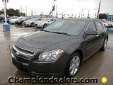 2012 Black Granite Metallic Chevrolet Malibu LT #60444809