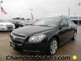 2012 Black Granite Metallic Chevrolet Malibu LT #60444804