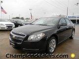 2012 Black Granite Metallic Chevrolet Malibu LT #60444804