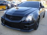 2011 Cadillac CTS -V Sedan Black Diamond Edition