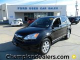2008 Nighthawk Black Pearl Honda CR-V EX-L #60444796