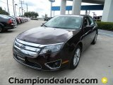 2012 Bordeaux Reserve Metallic Ford Fusion SEL V6 #60444790