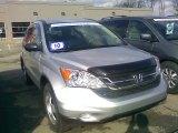 2010 Alabaster Silver Metallic Honda CR-V LX AWD #60444775