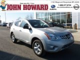 2012 Brilliant Silver Nissan Rogue S Special Edition AWD #60445461