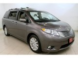 2011 Predawn Gray Mica Toyota Sienna Limited AWD #60445432