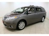2011 Toyota Sienna Limited AWD Data, Info and Specs