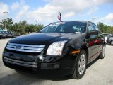 2008 Ford Fusion S Data, Info and Specs