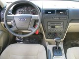 2008 Ford Fusion S Dashboard
