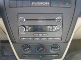 2008 Ford Fusion S Controls