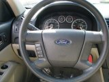 2008 Ford Fusion S Steering Wheel