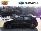 2012 Obsidian Black Pearl Subaru Impreza 2.0i Sport Premium 5 Door #60445077