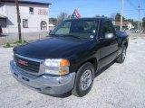 2005 Onyx Black GMC Sierra 1500 Work Truck Regular Cab #60445407