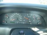 2003 Ford F250 Super Duty XL Regular Cab Gauges
