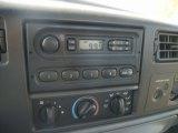2003 Ford F250 Super Duty XL Regular Cab Audio System