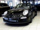 2012 Black Porsche 911 Carrera 4 GTS Cabriolet #60506363