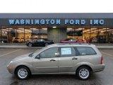 2005 Arizona Beige Metallic Ford Focus ZXW SES Wagon #60506652