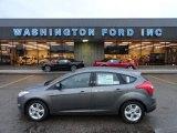 2012 Sterling Grey Metallic Ford Focus SE Sport 5-Door #60506646