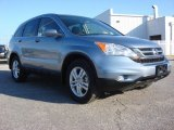 2011 Glacier Blue Metallic Honda CR-V EX-L #60506281