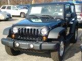 2012 Black Jeep Wrangler Sport S 4x4 #60506227