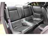 2006 Ford Mustang V6 Premium Coupe Rear Seat