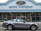 2006 Tungsten Grey Metallic Ford Mustang GT Premium Coupe #60506544