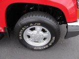 Isuzu i-Series Truck 2007 Wheels and Tires