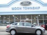 2012 Sterling Grey Metallic Ford Focus SE Sedan #60506534