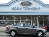 2012 Sterling Grey Metallic Ford Focus S Sedan #60506533