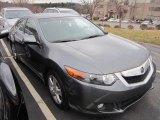 2010 Polished Metal Metallic Acura TSX Sedan #60506138