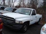 2001 Bright White Dodge Ram 1500 Regular Cab #60506520