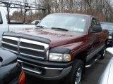 2001 Dark Garnet Red Pearl Dodge Ram 1500 SLT Club Cab 4x4 #60506515