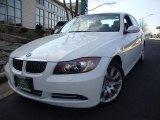 2008 Alpine White BMW 3 Series 335xi Sedan #60506788