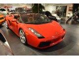 2006 Lamborghini Gallardo Spyder E-Gear