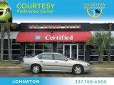 2001 Sandrift Metallic Chevrolet Impala LS #60561440