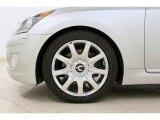 Hyundai Equus 2011 Wheels and Tires