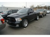 2010 Dodge Ram 1500 R/T Regular Cab Data, Info and Specs
