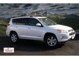 2012 Blizzard White Pearl Toyota RAV4 V6 Limited 4WD #60561185