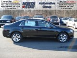 2012 Black Granite Metallic Chevrolet Malibu LS #60561531