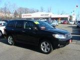 2010 Black Toyota Highlander Limited 4WD #60561522