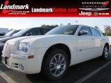 2008 Cool Vanilla White Chrysler 300 C HEMI AWD #60561501