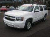 2011 Summit White Chevrolet Suburban LT #60561827