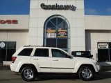 2006 Stone White Jeep Grand Cherokee Limited 4x4 #60561474