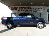 2012 Nautical Blue Metallic Toyota Tundra Double Cab 4x4 #60561398