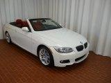 2012 Alpine White BMW 3 Series 335i Convertible #60561391