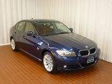 2011 Deep Sea Blue Metallic BMW 3 Series 328i xDrive Sedan #60561389