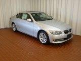 2012 Titanium Silver Metallic BMW 3 Series 328i xDrive Coupe #60561383
