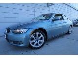 2009 Atlantic Blue Metallic BMW 3 Series 335xi Coupe #60561374